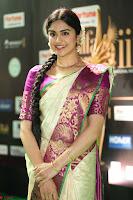Adah Sharma looks super cute in Saree at IIFA Utsavam Awards 019.JPG