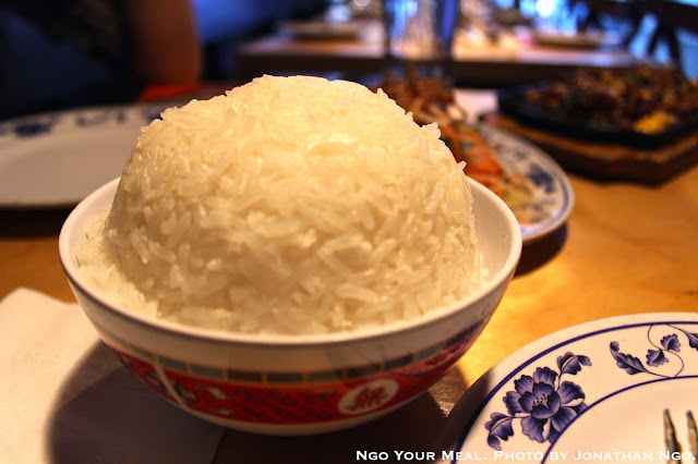 Coconut Rice at Pig & Khao