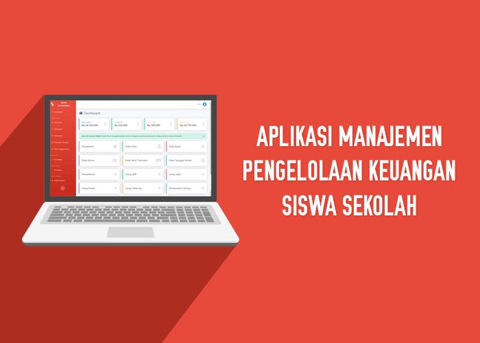 Aplikasi Manajemen Pengelolaan Keuangan Siswa Sekolah - SourceCodeKu.com