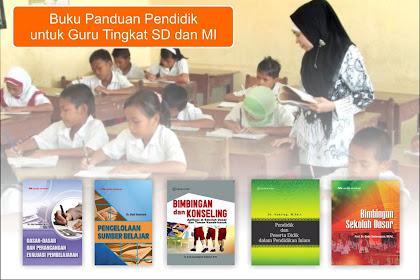 Buku Panduan Pendidik untuk Guru Tingkat SD dan MI