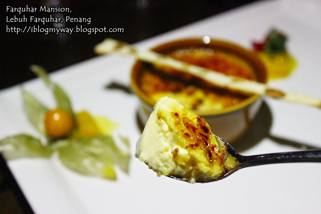 Farquhar Mansion Lounge Fine Dining Penang