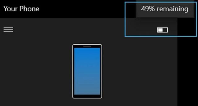 شرح ربط هاتفك بويندوز 10 عن طريق برنامج Your Phone