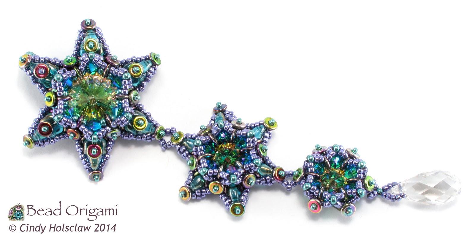 Origami Lucky Star Bracelet | 804x1600