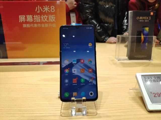 Xiaomi Mi 9T the global version of Redmi K20