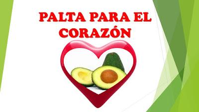 PALTA PARA EL CORAZON