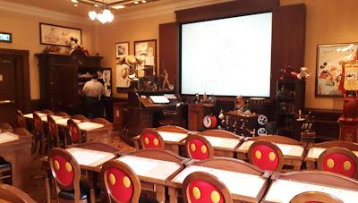 Animation academy Hong Kong Disneyland
