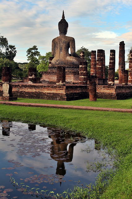 Koryn Iledan in Ancient City of Sukhothai