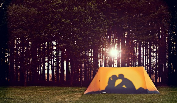 Love In A Tent!!