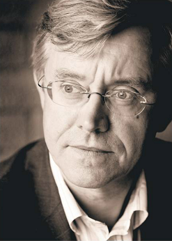 Paul van Tongeren. Foto Ron Zwagemaker in Trouw 2013-4-13