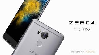 Infinix Zero 4 - Full Specification and Price