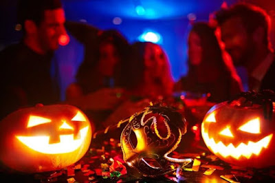 Scary Halloween Party Images Download