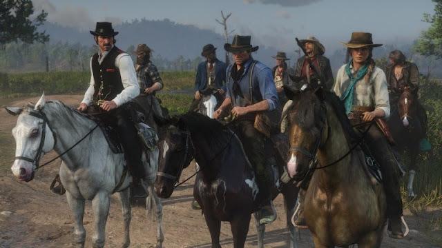 اللاعبين سيشاهدون عصابة Dutch تتمزق من الداخل خلال أحداث لعبة Red Dead Redemption 2 و تفاصيل جد رهيبة ..