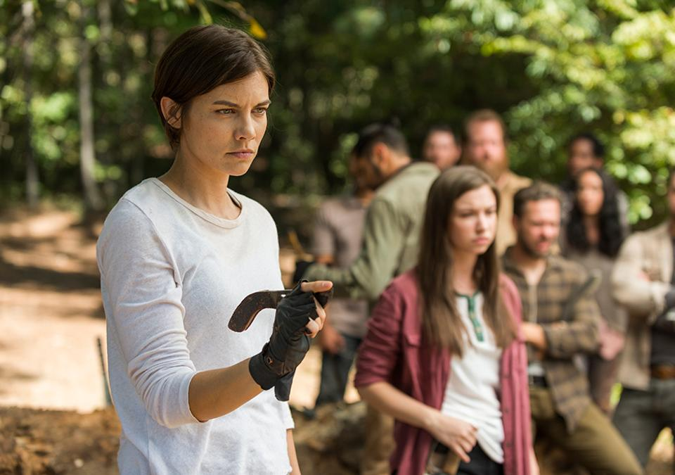 The Walking Dead The Other Side Review
