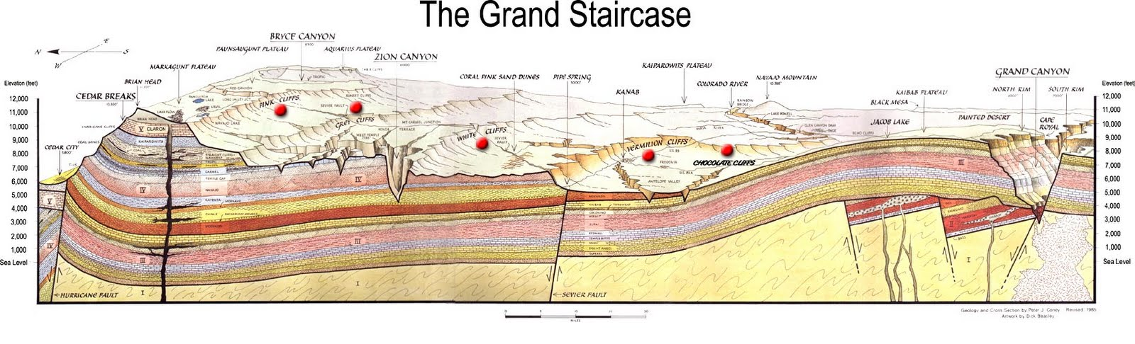 The fantasy of evolution angular unconformities an alternative build tilt erode build interpretation is conjecture but there is another angular unconformity in the region that i think clearly shows that it had to publicscrutiny Gallery