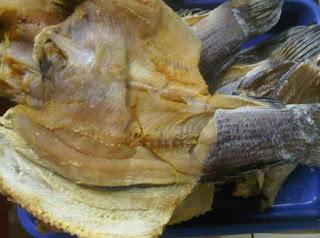 Ikan Asin Super Enak Asli Indonesia