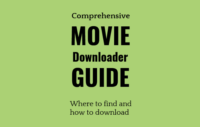 Comprehensive guide to download any movie and tv show