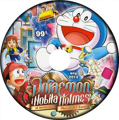Doraemon i Nobita Holmes al misteriós Museu del Futur - [2013]