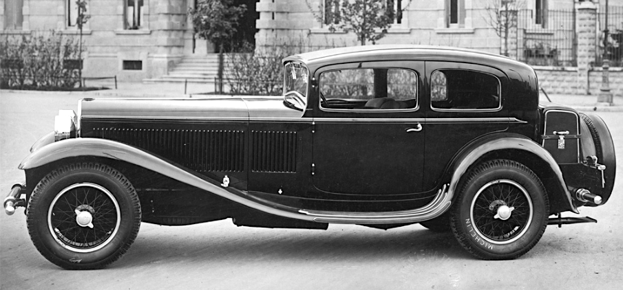 Car Style Critic: Some Isotta Fraschinis by Touring