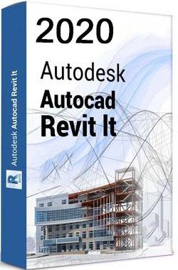 Autodesk Revit LT 2020.2.1 poster box cover