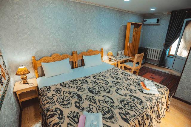 Alojamiento Bukhara