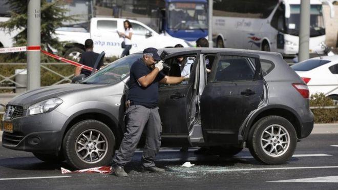 Jerusalem shooting: Two killed by Palestinian gunman