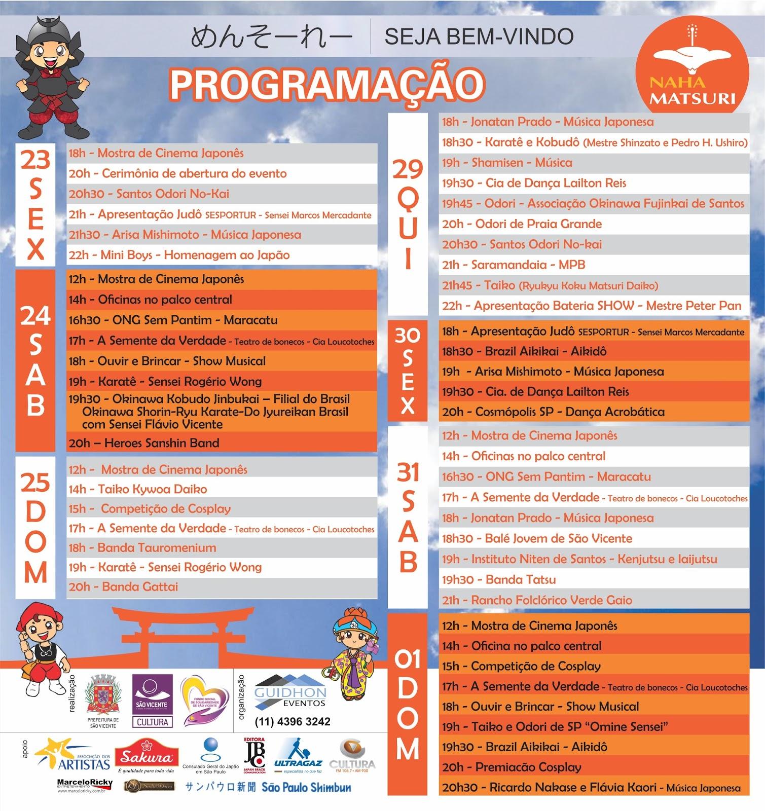 5c2d647da8 Informações  Secretaria de Cultura de São Vicente
