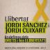 Manifestació 'Llibertat Jordi Sànchez i Jordi Cuixart. En defensa dels drets i les llibertats'