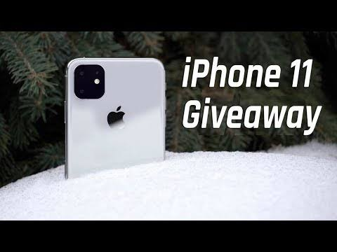 iPhone 11 Giveaway - Chance to Win a Free iPhone 11 Pro