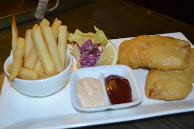 Fish and Chips Mulu Marriot Resort and Spa
