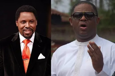 Femi Fani-Kayode has challenged the Federal Government to allow T.B Joshua to pray and heal COVID-19 patients at various Isolation Centres across the nation