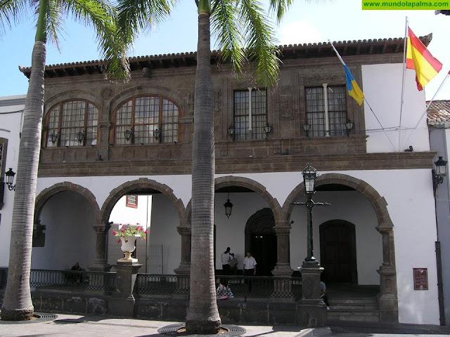 El Ayuntamiento de Santa Cruz de La Palma aprueba un plan de pago personalizado para que el contribuyente pueda fraccionar el abono de los tributos municipales