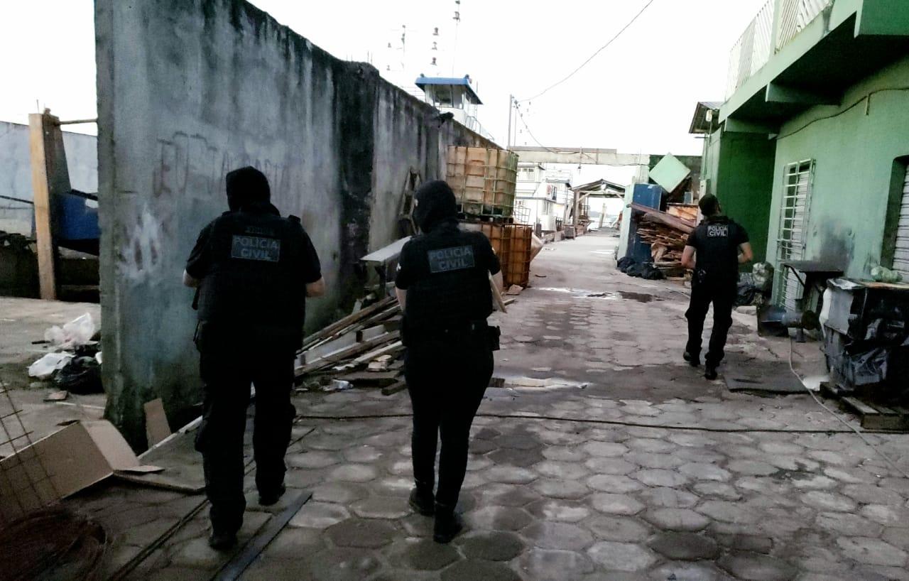 Polícia do Pará deflagra megaoperação contra 73 pessoas ligadas a facções criminosas