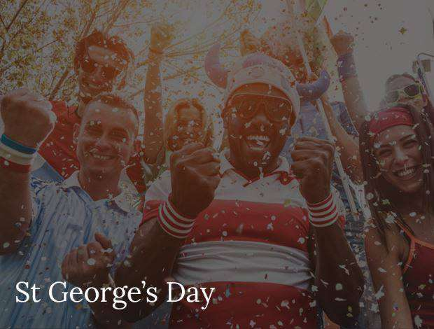 St. George's Day Wishes Images