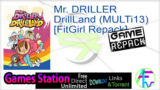 Mr. DRILLER DrillLand (MULTi13) [FitGirl Repack]