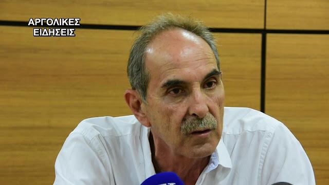 Δημήτρης Σφυρής: Τα έργα θα συνεχιστούν και δε θα τα σταματήσει η εμπάθεια κάποιων…...