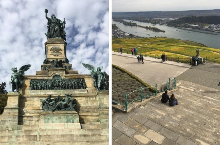 Die Germania - Niederwalddenkmal