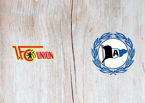 Union Berlin vs Arminia Bielefeld -Highlights 07 November 2020