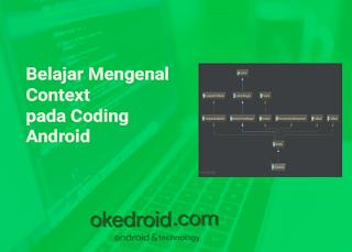Belajar Mengenal Context pada Coding Android