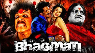 Bhaagamathie 2018 Hindi Dubbed in HD720p