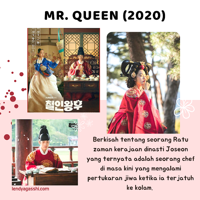 Review Drama Korea Mr. Queen (2020)