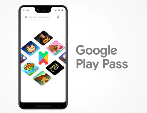 Google Launches Play Pass Subscription Services- No Ads, no in-app purchases