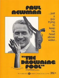 Classic Movie Trailer for The Drowning Pool (1975).