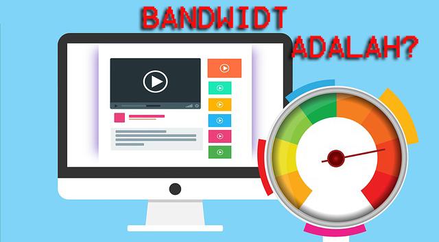 Pengertian Banwidth, Tidah sama dengan Paket Data