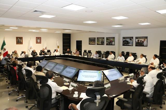 Sesiona Consejo Consultivo de Tránsito y Vialidad