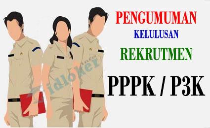 Pengumuman Kelulusan Rekrutmen PPPK Tahap I Sudah Siap, Cek Segera