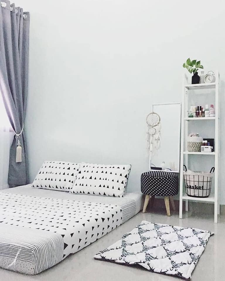Idea Dan Inspirasi Dekorasi Bilik Tidur Tanpa Katil Nadhie Wueen