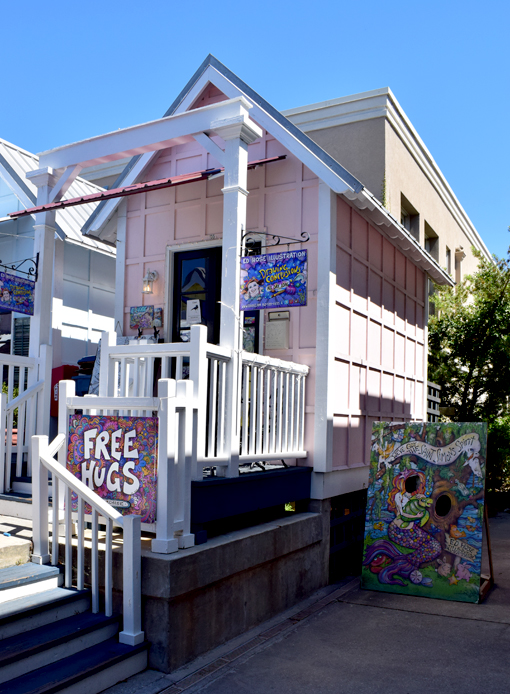 ED Hose shop | St. Simons Island | Photo: Travis S. Taylor