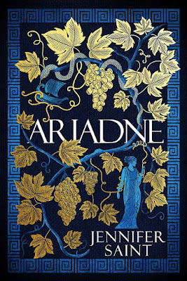 Ariadne by Jennifer Saint book cover
