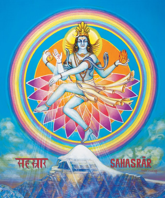Sahasrara Chakra - Unity of Brahman is when knower,knowledge and object become one