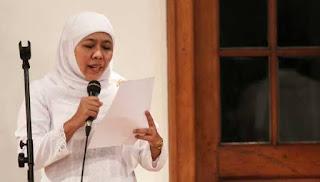Buka-bukaan Khofifah Bikin Nyesek, New Normal Jatim Pupus Sudah